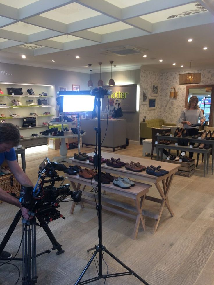 Go behind the scenes of our Autumn TV Advert http://www.hotter.com/blog/behind-the-scenes-of-our-new-tv-advert-2/
