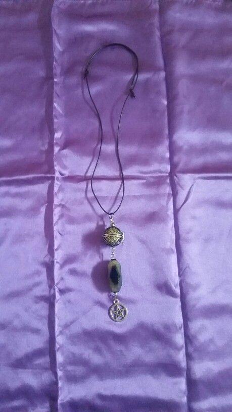 Diffuser necklace