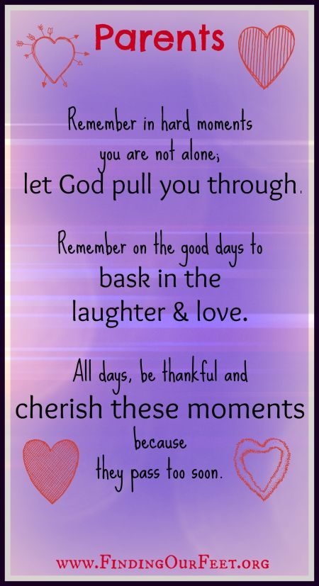 15 Prayers for Parents- Cherish these moments!