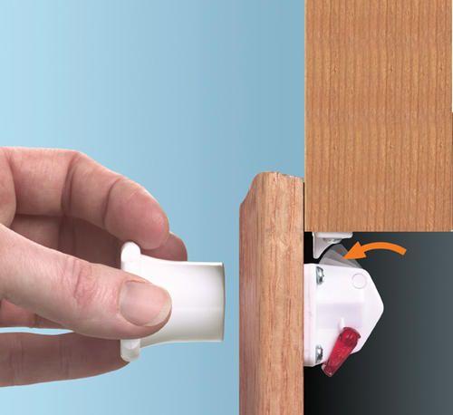 Dreambaby® Mag Lock (4 Locks)