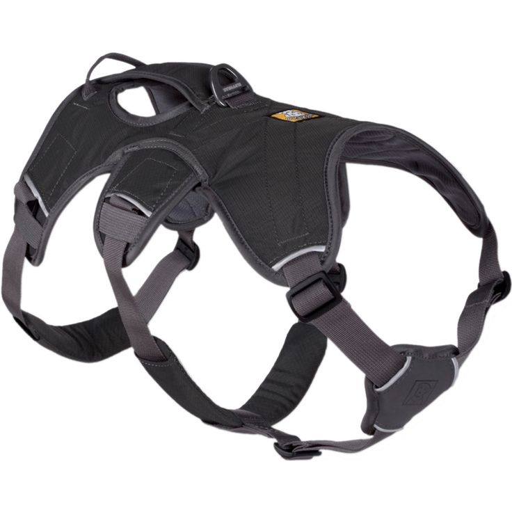 ruffwear web master dog harness twilight gray