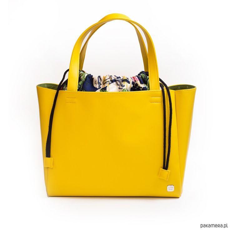 torby na ramię - damskie-Taylor Yellow Botanic