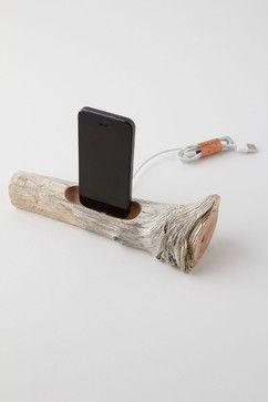 Driftwood iDock 5 eclectic home electronics