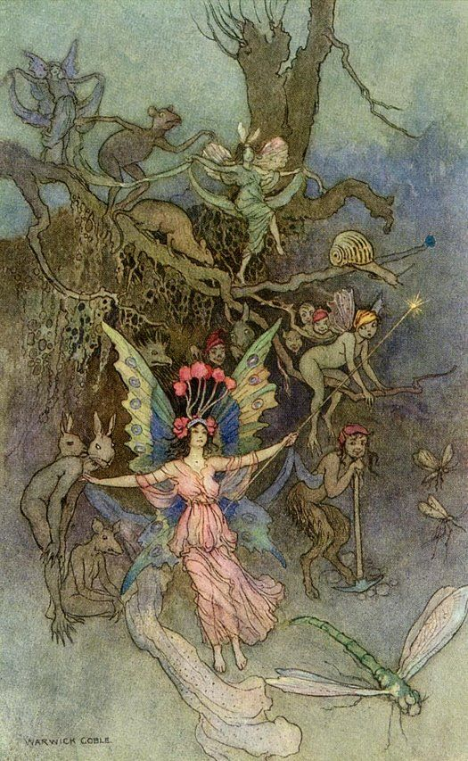 The Vearies, Warwick Goble