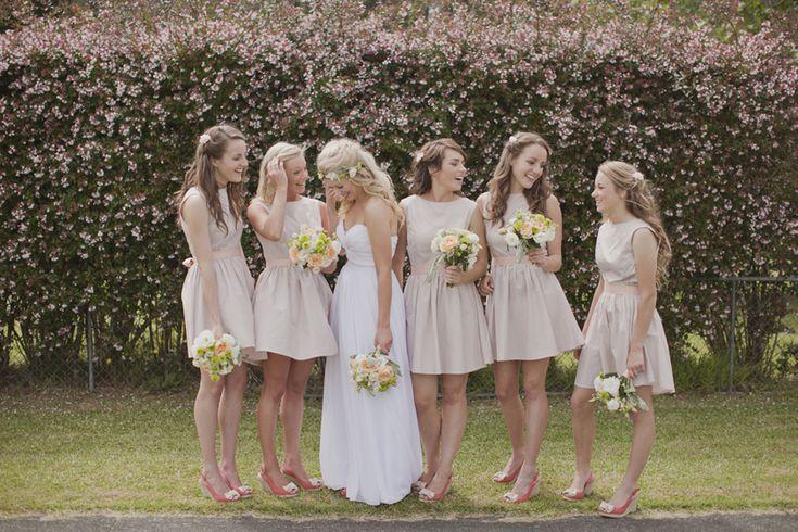 Beige Bridesmaid Dresses: 25+ Best Beige Bridesmaid Dresses Ideas On Pinterest