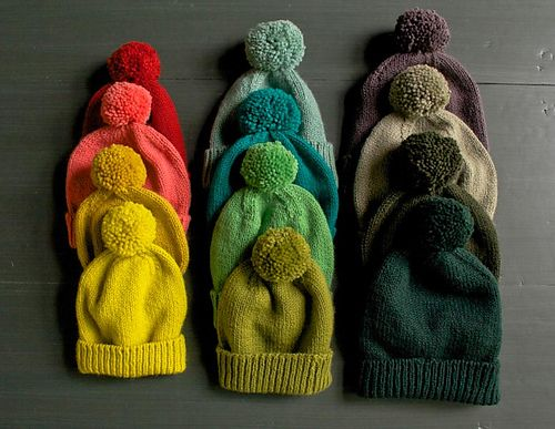 Ravelry: Classic Cuffed Hat pattern by Purl Soho