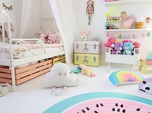 "474 Likes, 2 Comments - Kidsinterior Webshop & Prints (@elinochalva) on Instagram: ""Starting the day with some kidsroom inspo from amazing @kidsdesignlife Love her inspiring…"""