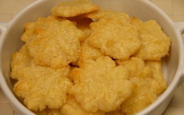 I biscottini salati al formaggio #biscottisalati