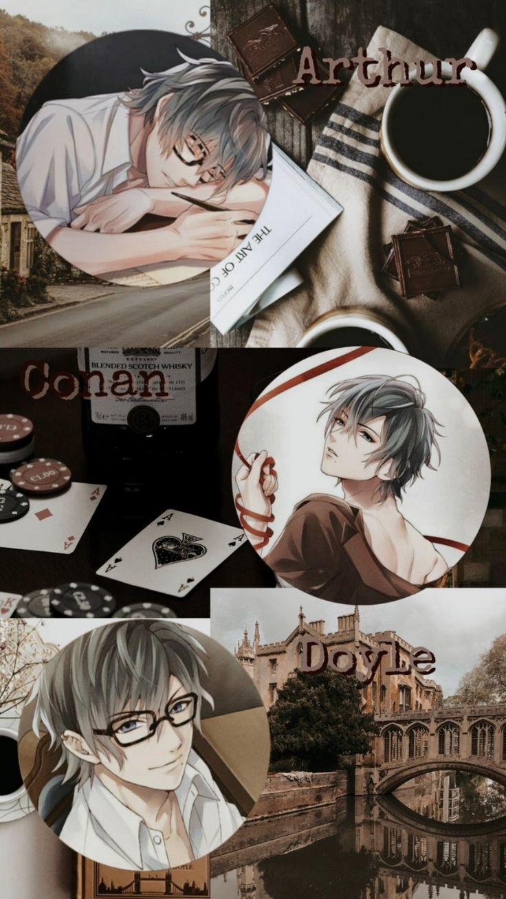 Lilia came home for once? — °Arthur Conan Doyle ° Ikemen