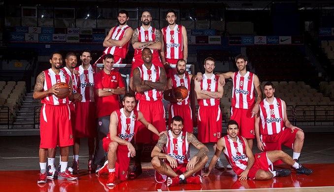 Olympiacos B.C. 2012-13