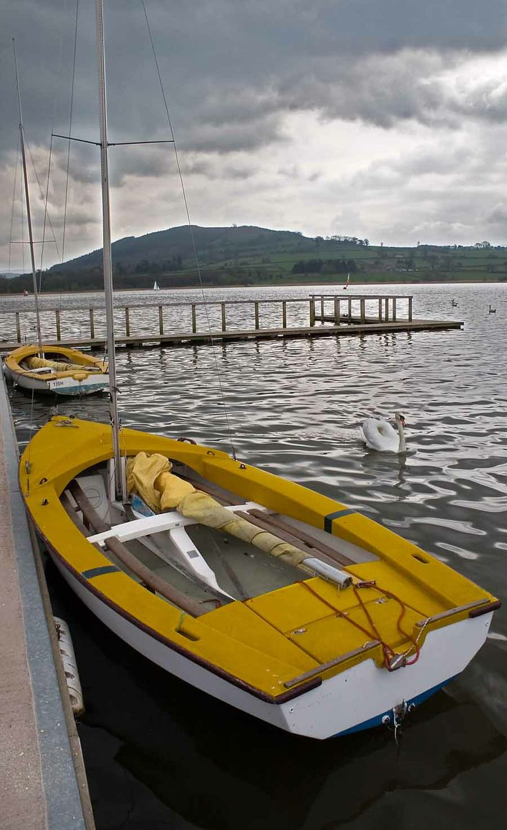 Llangorse Boat
