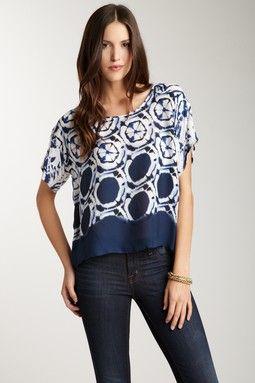 Nice printed blouse