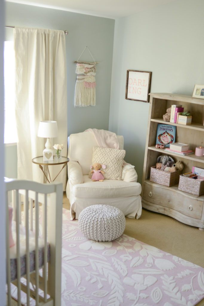 Project Nursery - Soft and Sweet Nursery for Claire