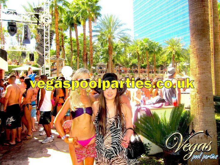 Rehab Vegas Pool Party at The Hard Rock Hotel and Casino Las Vegas