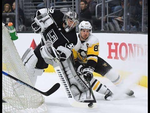 Pittsburgh Penguins - Los Angeles Kings Özet