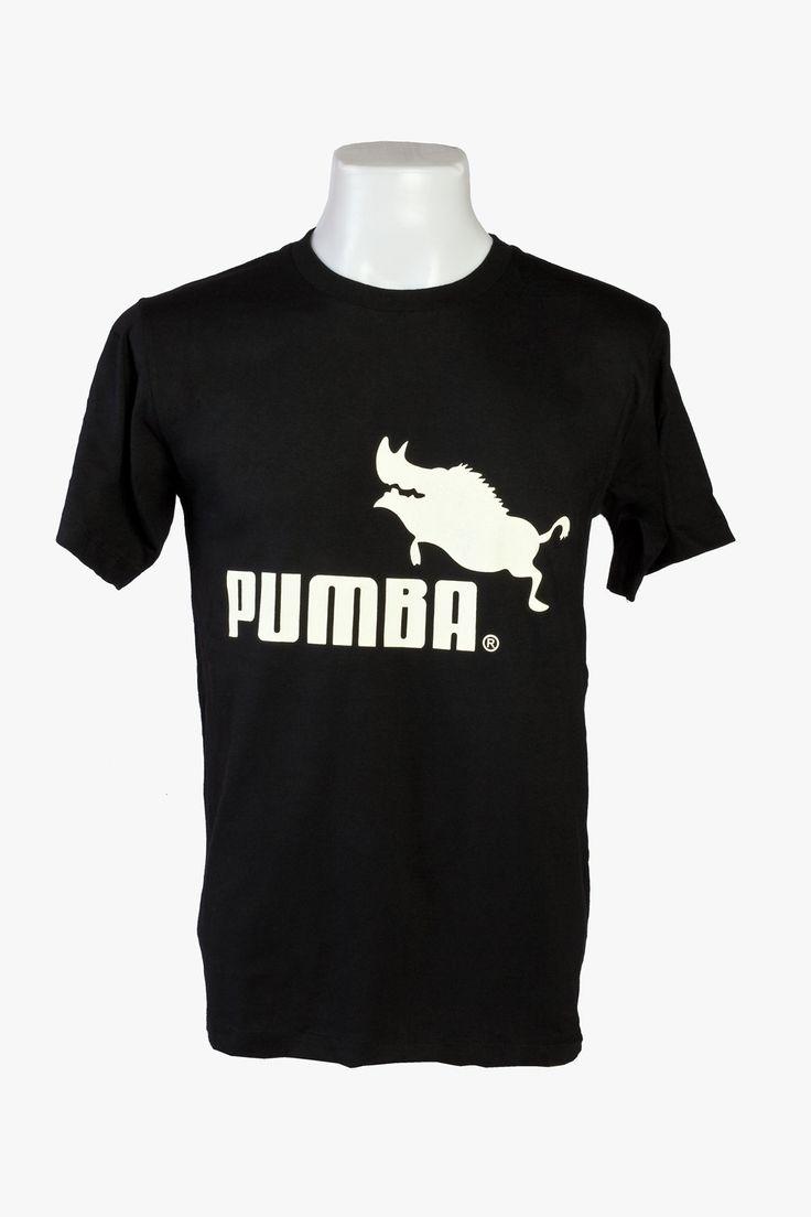 Funny Pumba Lion King shirt. $12.99, via Etsy.