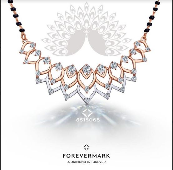 Symbol of Commitment - #Joyalukkas Launches the Mangalsutra from The Arabelle Collection with #Forevermark Diamonds