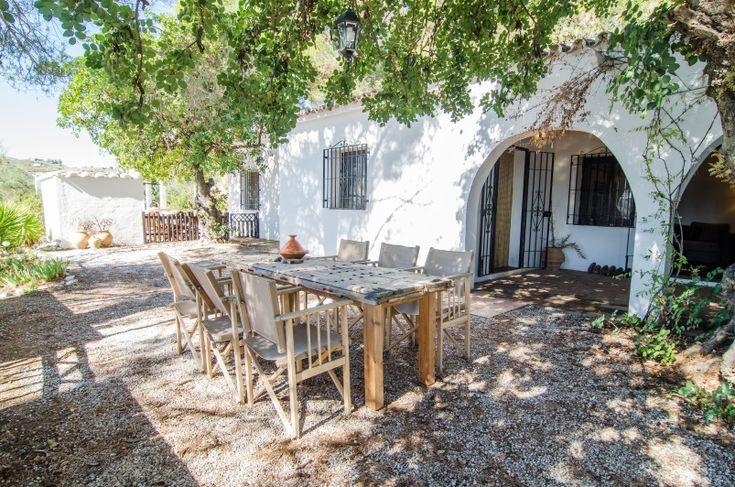 Los Dos Algarrobos - Haus-Südspanien - ohne Hund:(
