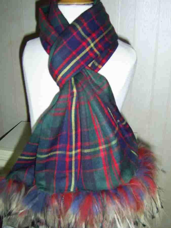 Cameron of erracht scarf