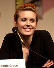 Love Maggie Grace in Lost and The Taken 1 & 2