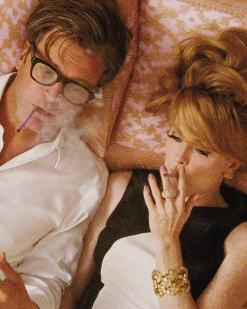 A Single Man (2009) Directed by Tom Ford. A simple story, beautifully filmed and genuinely moving.