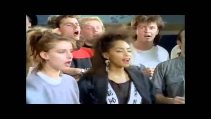 Remember this one from holiday time 1984? Band Aid - 'Do They Know It's Christmas'  - before the US group recording of 'We Are The World,' British rock stars got together under organizational efforts of Bob Geldorf and recorded what would become the 2nd best selling record of all time in the UK...it was only surpassed by Elton John in 1997 with his '97 version of 'Candle In The Wind.'