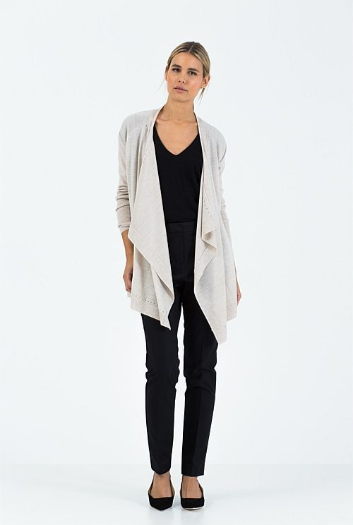 82 best waterfall cardigans images on Pinterest   Waterfall ...