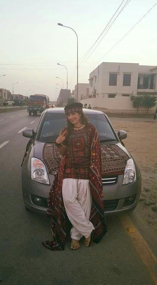 Sindhi Style Pakistan