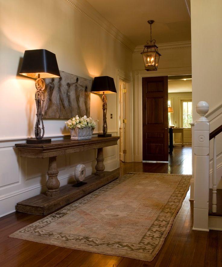 25 Amazing Traditional Entry Design Ideas Entrance Table Decor