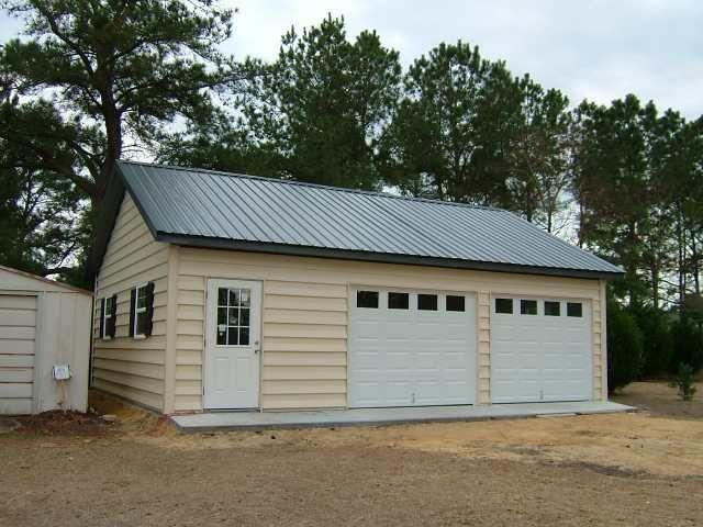 8 best garages and storage images on pinterest for 24x30 garage kit