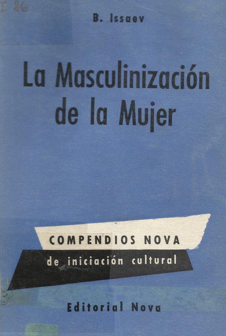 """Este estudio sociológico plantea el problema de la progresiva masculinización de la mujer como comienzo de una de las mas profundas revoluviones de la humanidad: el paso del estilo de integración social basado en el predominio de los """"Núcleos formativos"""" mixtos, integrados por creadores de valores de los dos sexos..."""