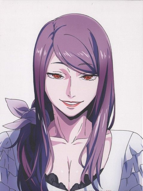 Rize   Tokyo Ghoul
