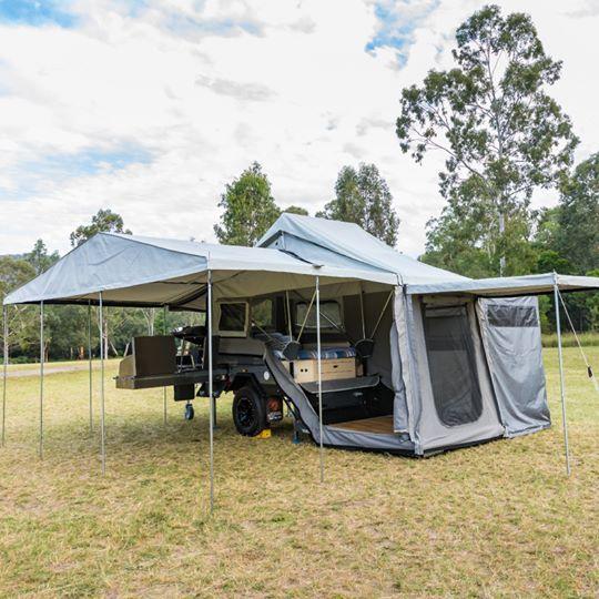11 Best Camper Trailers Hardfloor Perth Australia Images