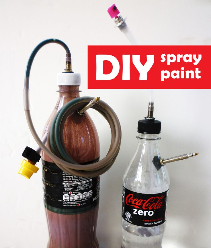 Diy Acrylic Air Drying Paint To Use On Your Car