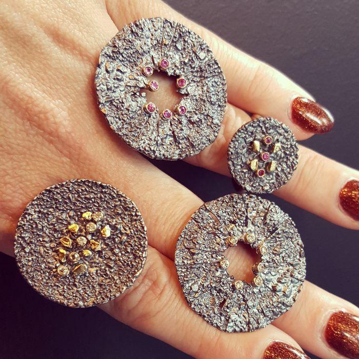 BIJORHCA Paris  2016 - AposTolos rings (Greece)