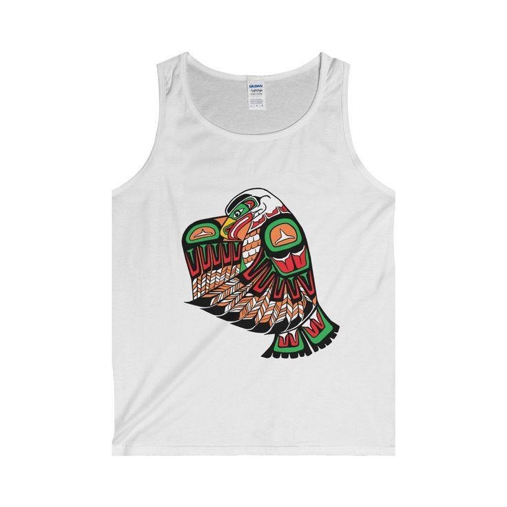 Daniel Puglas First Nation Eagle Men's Tank Top