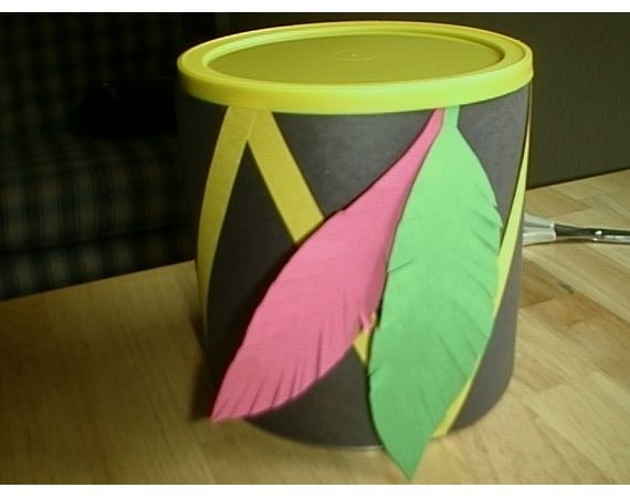 How to Make Native American Drums for Kids   eHow.com other links to other pseudo native drum making for kids