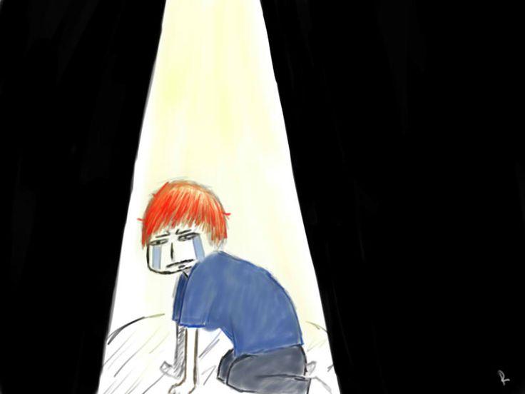 #drawing #sad