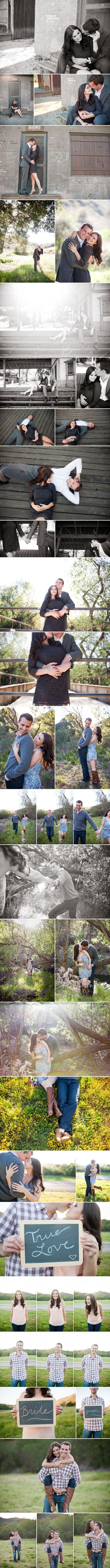 Melanie + Charlie: Southern California Engagement Session - Marianne Wilson…                                                                                                                                                                                 More