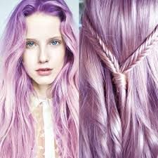 Bildresultat för lila pastell hår