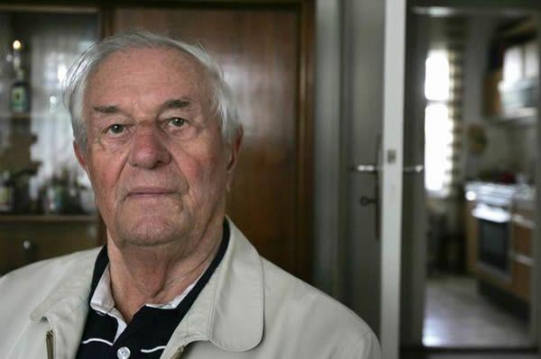 Rochus Misch dead: Last witness to Adolf Hitler's final hours dies aged 96