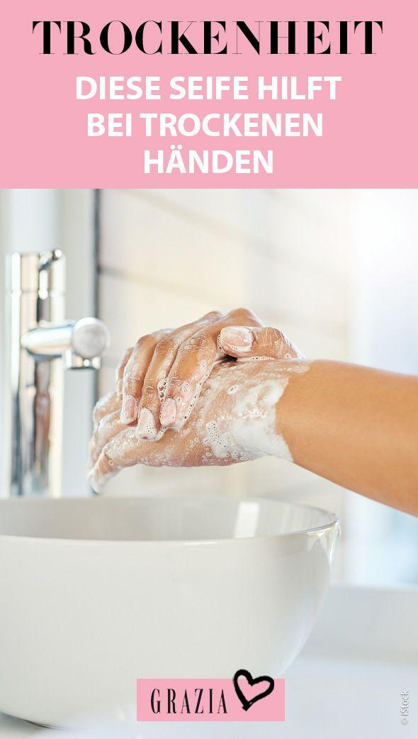 Dies Seife Hilft Gegen Trockene Und Rissige Hande In 2020 Seife Rissige Hande Produkt