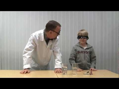 Veden ominaisuudet - YouTube