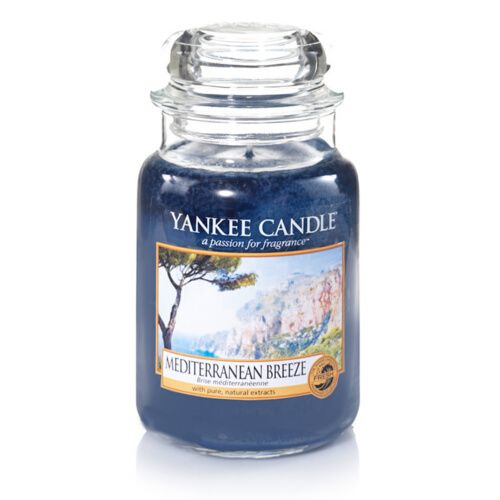 YANKEE CANDLE ~ MEDITERRANEAN BREEZE ~*~