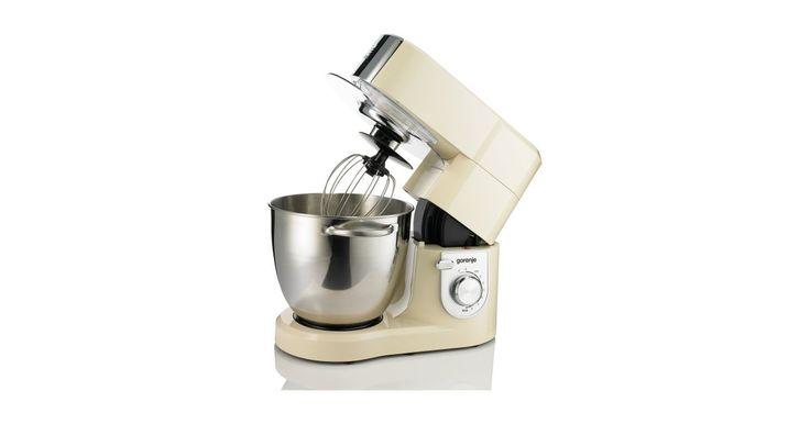 Večnamenski kuhinjski roboti Gorenje vam omogočajo hitrejšo in enostavnejšo pripravo različnih jedi.