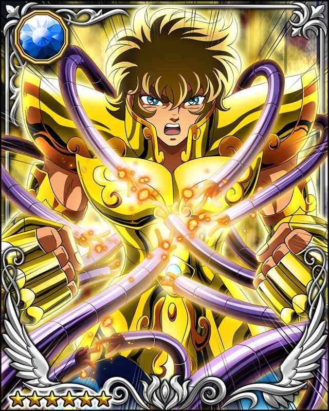 ☆Saint Seiya☆:ΩAioria de LeãoΩ