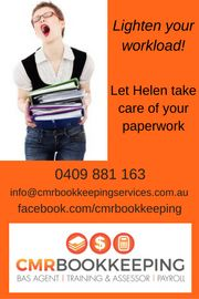 CMR Bookkeeping Services - Townsville owned & operated bookkeping service