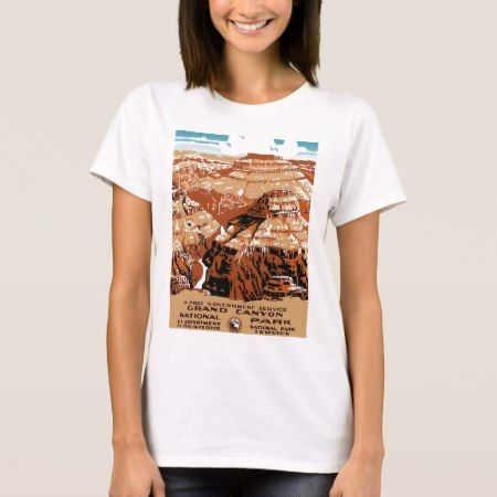 Grand Canyon National Park T-Shirt - tap to personalize and get yours