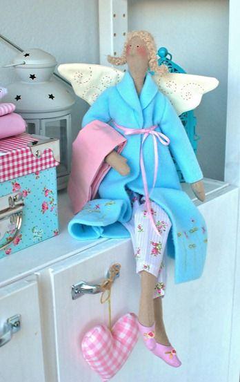 Tilda Bathroom Angel
