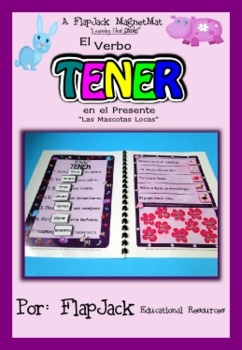 Various activities for practicing tener in the elementary classroom